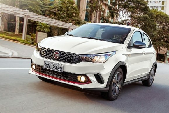 Test Drive: Fiat Argo Precision 1.8 AT6 2018